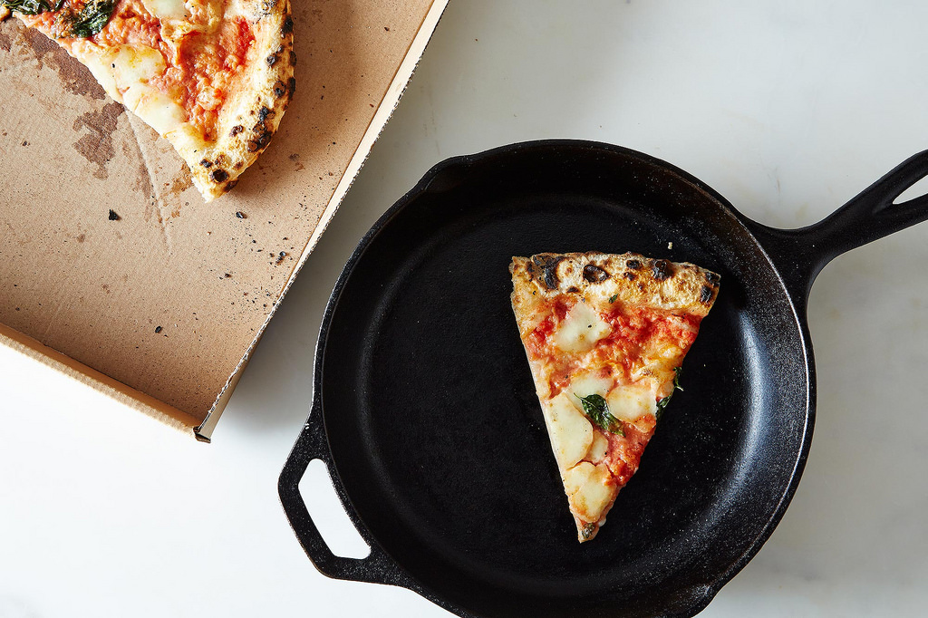 How To Reheat Leftover Pizza Like An Expert