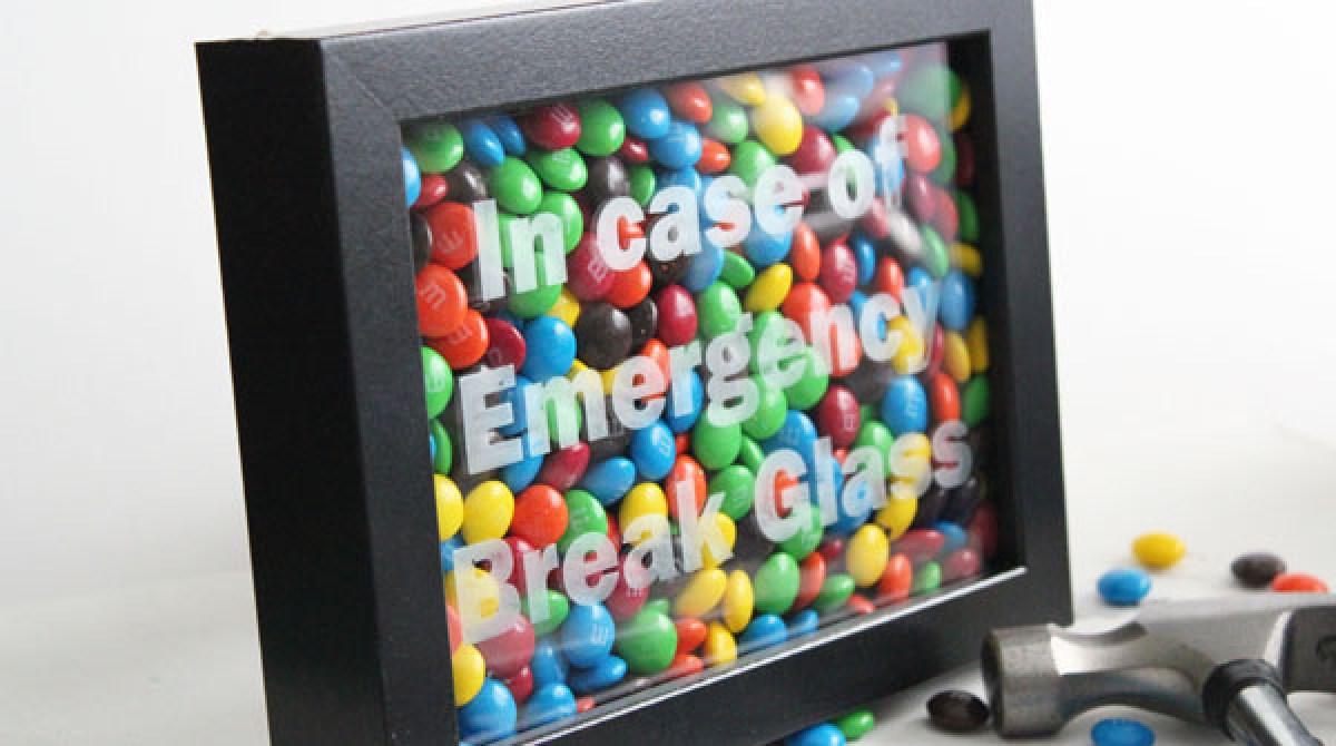 Gift Idea: Emergency Chocolate