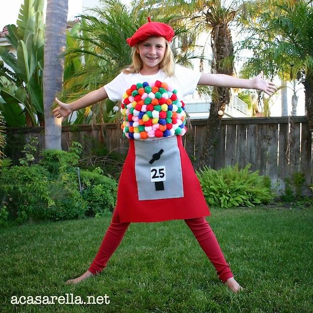 How-To: Gumball Machine Costume