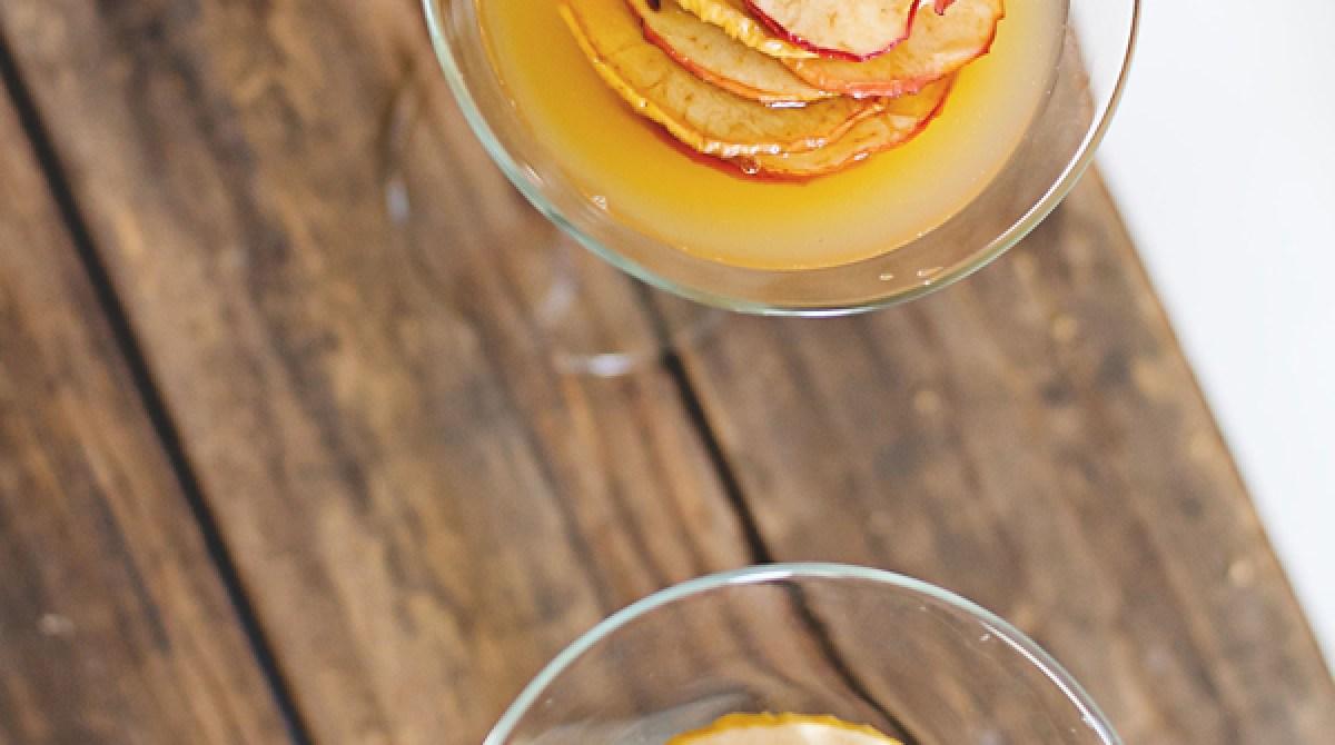 Recipe: Apple Chip Bourbon Cider