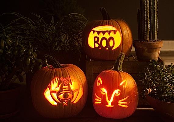 Halloween Fun: Printable Pumpkin Carving Templates