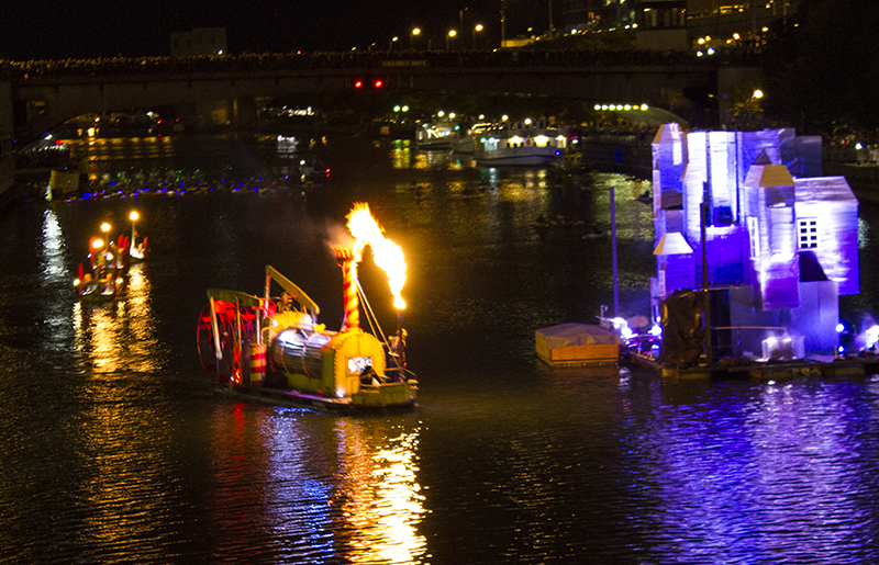 Remembering The Fire: The Chicago Fire Festival
