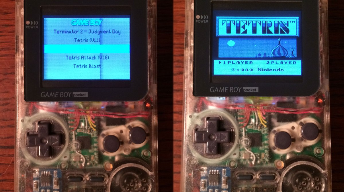 diy game boy pocket using the raspberry pi | make: