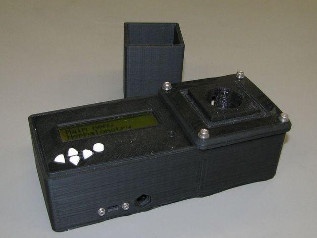 Open Source Water Testing Platform is 3D Printed