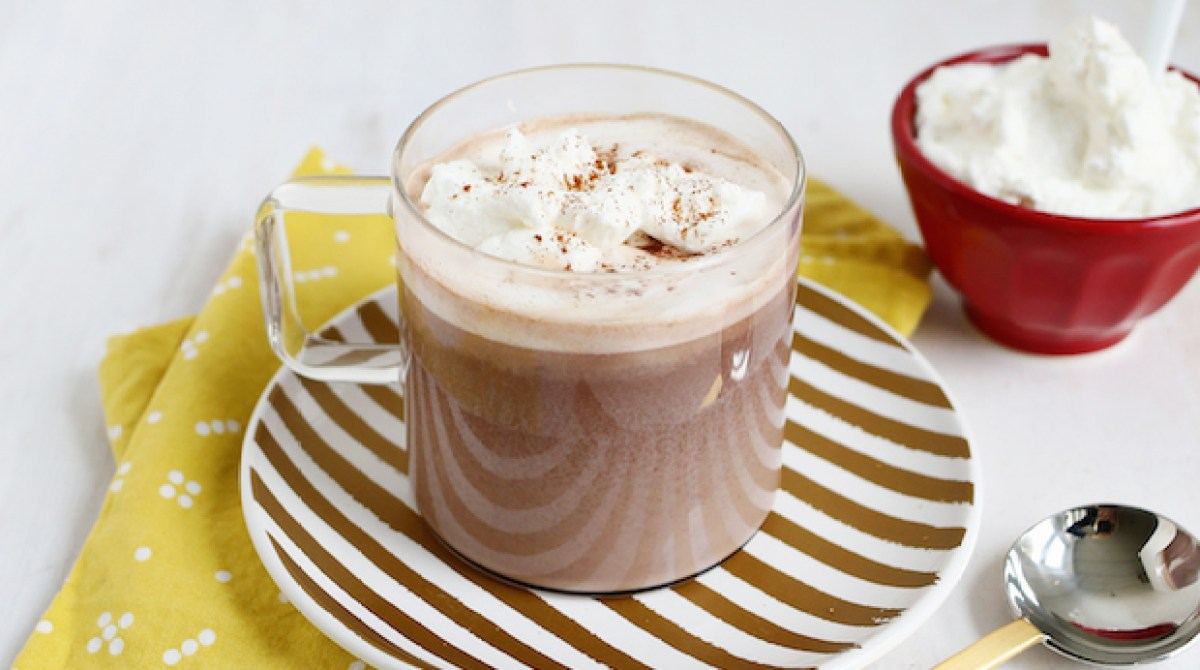 Recipe: Nutella Hot Chocolate
