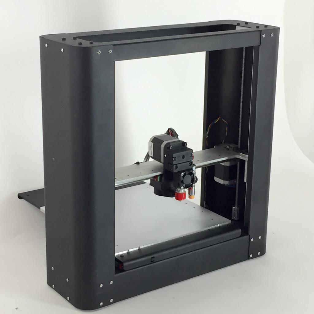 Check Out the New All-Metal Printrbot Plus