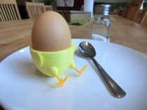Standing-Sitting Chick Egg Cup