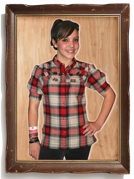 Flashback: Lady Lumberjack Shirt