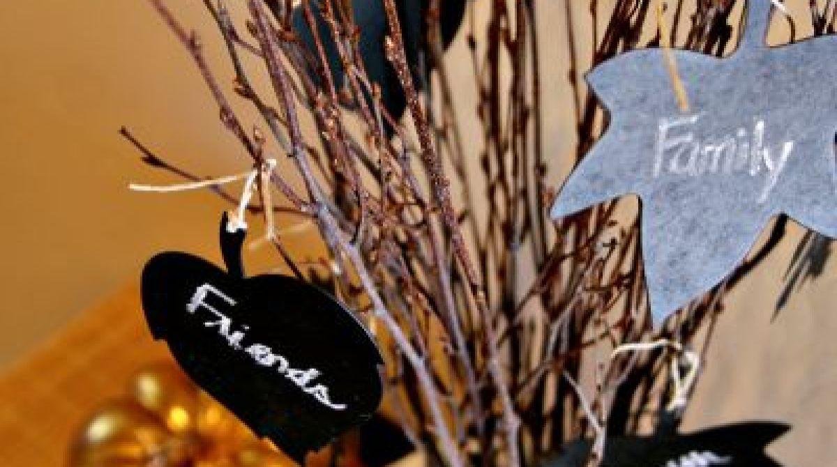 Flashback: Thankful Tree