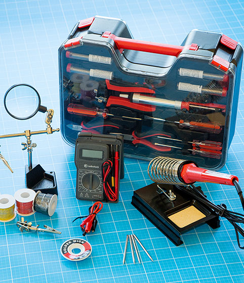 From The Gift Guide: Tremendous Tools And Tech