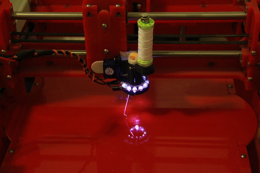 Fiber Composite 3D Printing