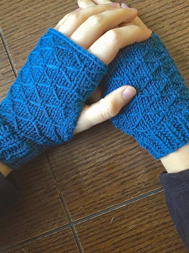 How-To: Lattice Knit Wrist Warmers