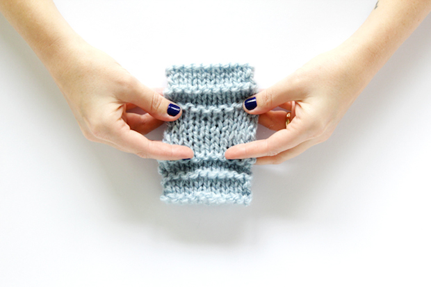 Knitting Tips: How to Sew a Kitchener Stitch