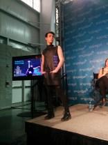 Robert Tu and Som Kong's LED Coat