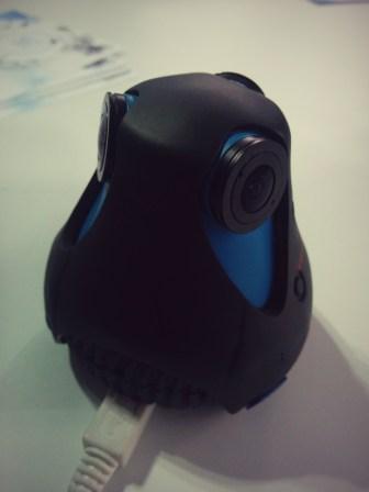 360° camera by Giroptic.