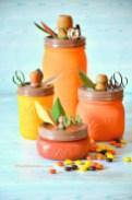 DIY Pumpkin Mason Jars (Link)