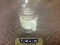 Liquid Hand Soap Refill Aid