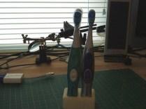 Crest Spinbrush Toothbrush Holder
