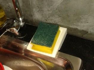 Sponge Sluice