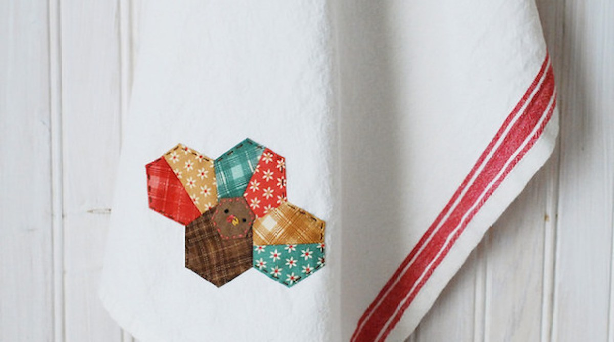 How-To: Thanksgiving EPP Turkey Towel