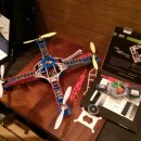 Boston's 3D Printed Drones Meet Up