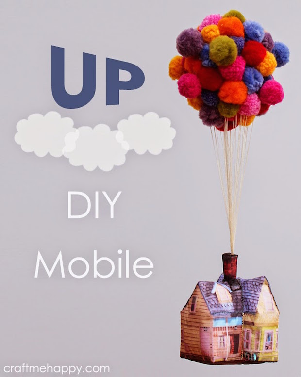 How-To: UP-Inspired House Mobile