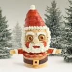 Christmassy Ho-Ho-Hoagie Sandwich Monsters