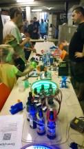 BinarySpace showing their creations.