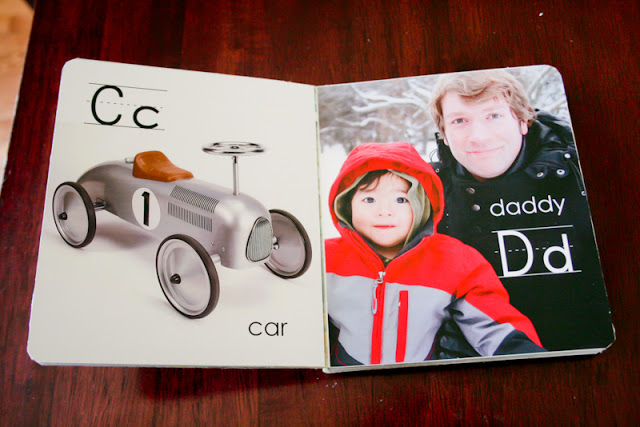 How-To: Custom ABC Book for Kids