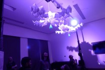 Kamiko - a kinetic sculpture by Karlen Chang