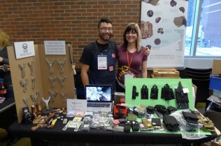 DIY slingshots from Metro Grade Goods and carrying solutions from Skinth