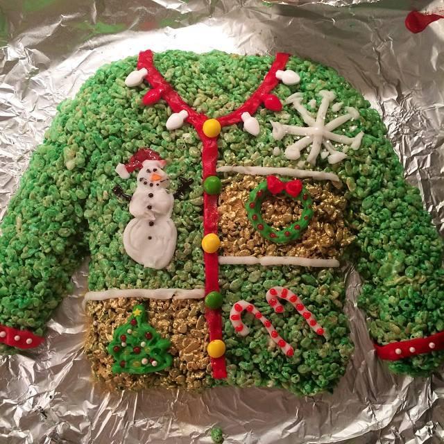 Happy Holidays from Mister Krisp!