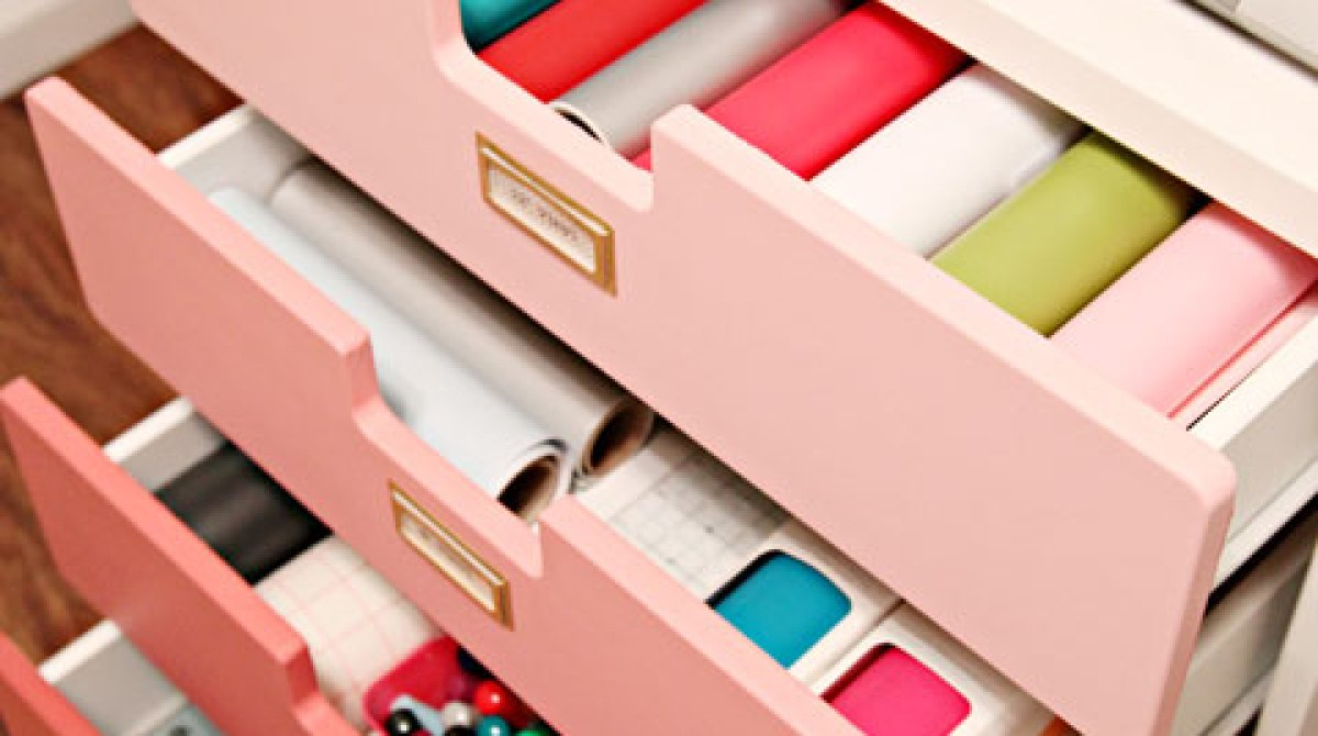 7 Clever Ways to Organize Your Craft Supplies