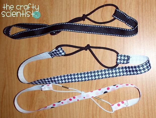 How-To: Easy Ribbon Headband