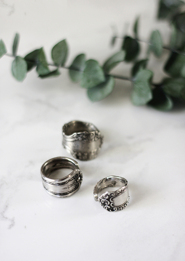 How-To: Make a Spoon Ring