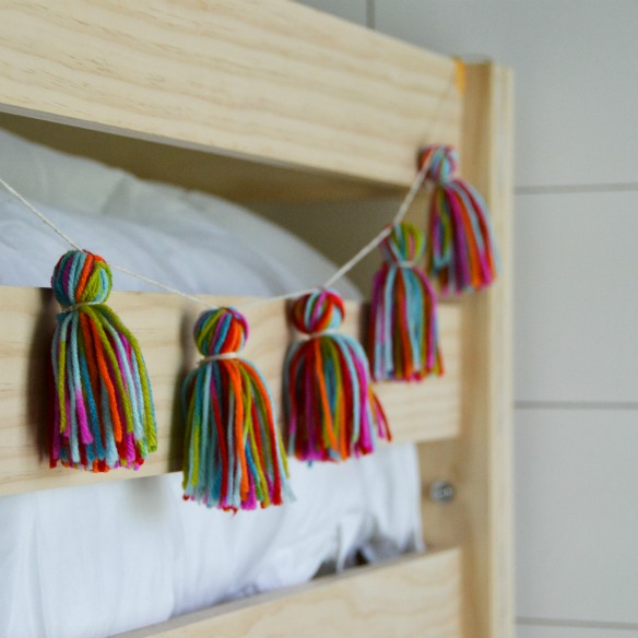 How-To: DIY Yarn Tassel