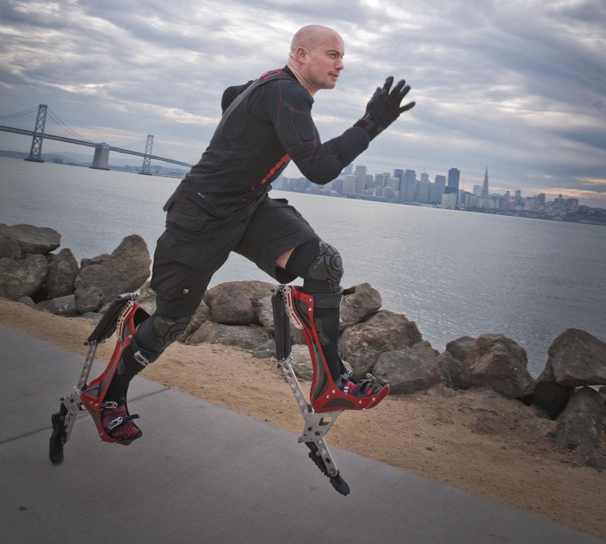 World's Fastest Man: How I Built Bionic Boots