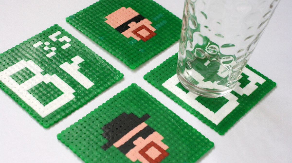 How-To: Breaking Bad Coasters