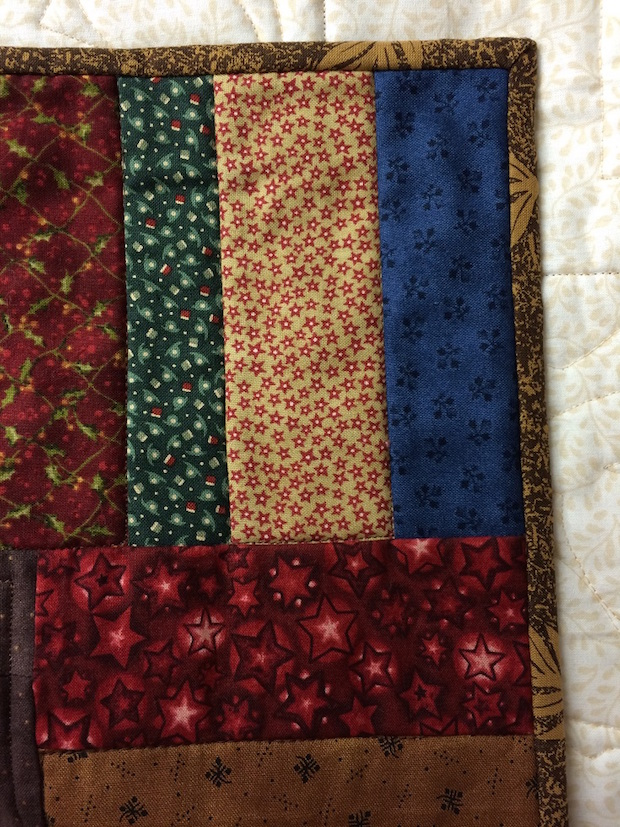 How-To: Invisibly Join Pieces of Quilt Binding