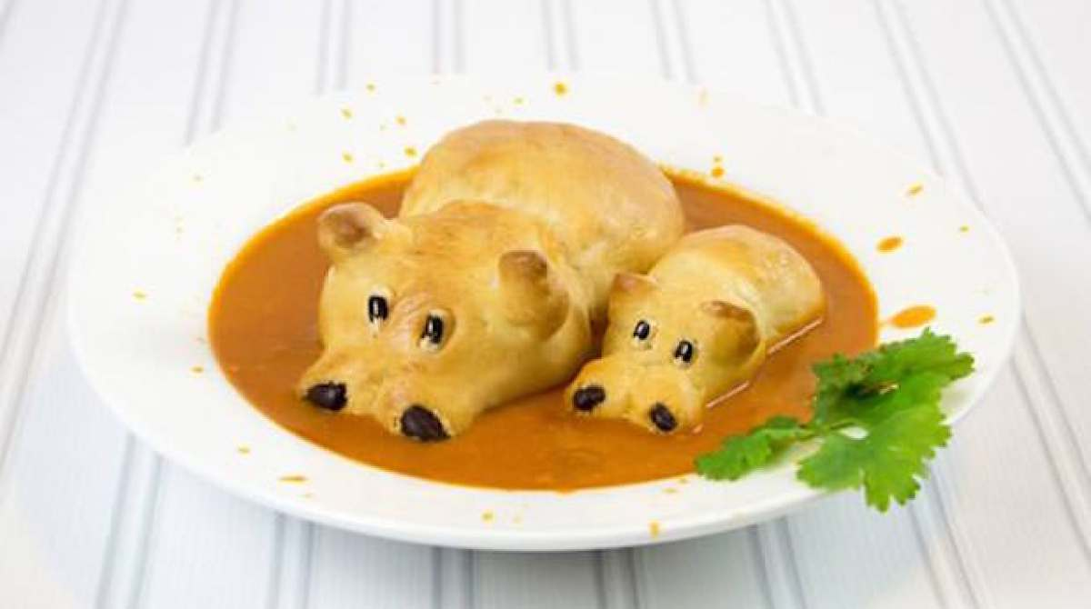 How-To: Hungry Hippo Soup Rolls