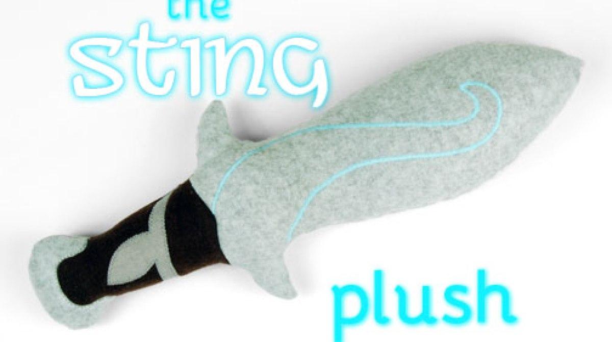 DIY Sting Plush
