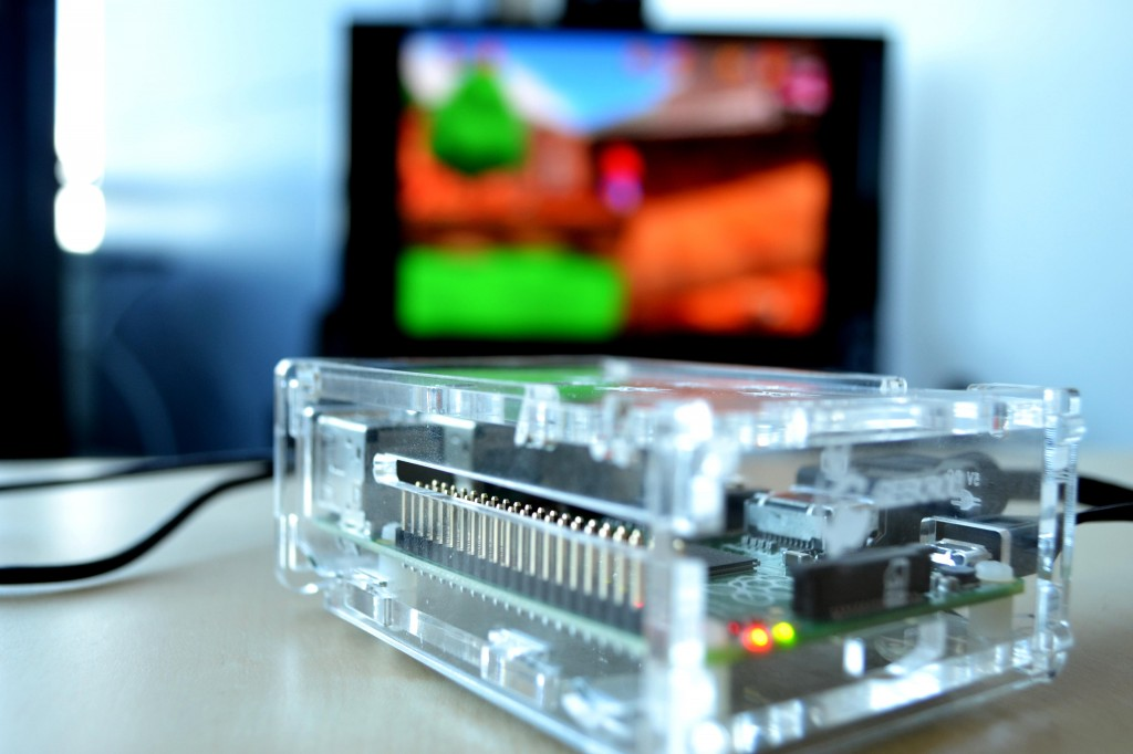 Atari Emulator Uses Raspberry Pi To Play 800 Games (and More)