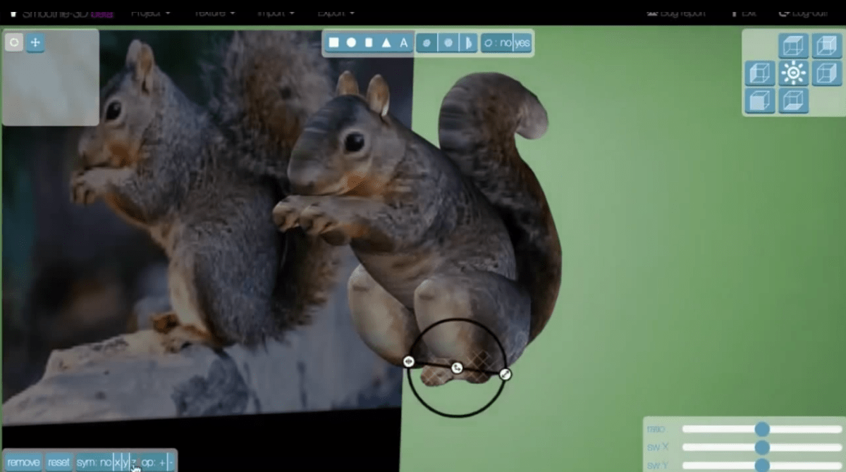 This Web App Easily Turns Your Selfies Into 3D Models
