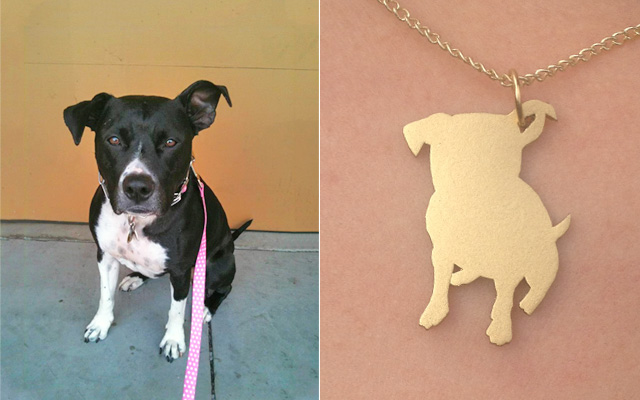 How-To: Doggie Silhouette Shrinky Dink Charm