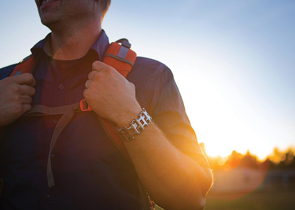 We Can't Wait to Try Leatherman's New Wearable