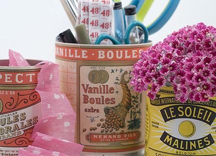 Printable Vintage Can Labels | Make: