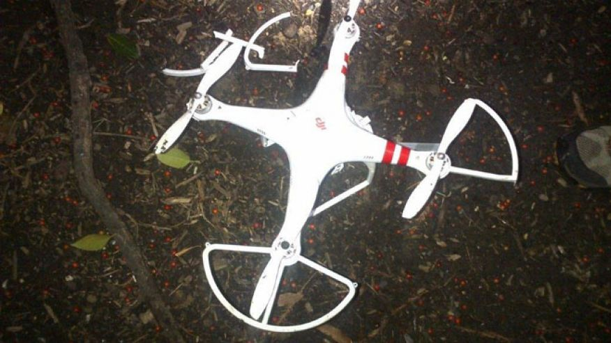 Drone Crashes on White House Lawn; Pilot Claims Recreational Purposes for Flight
