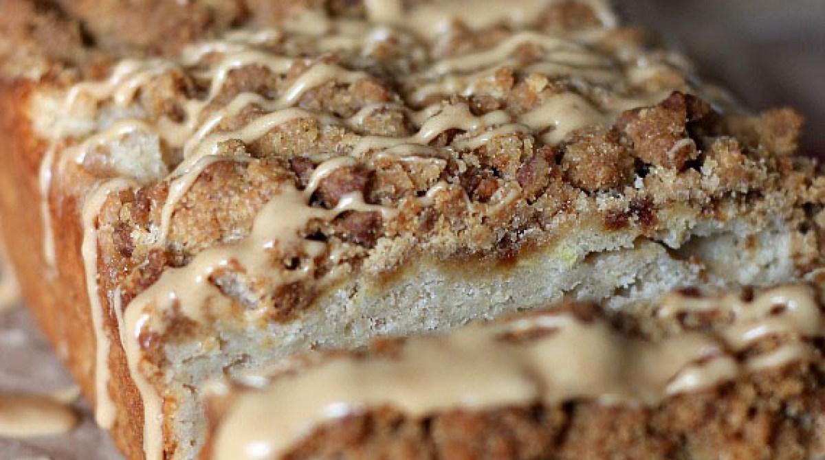 Recipe: Apple Pie Bread