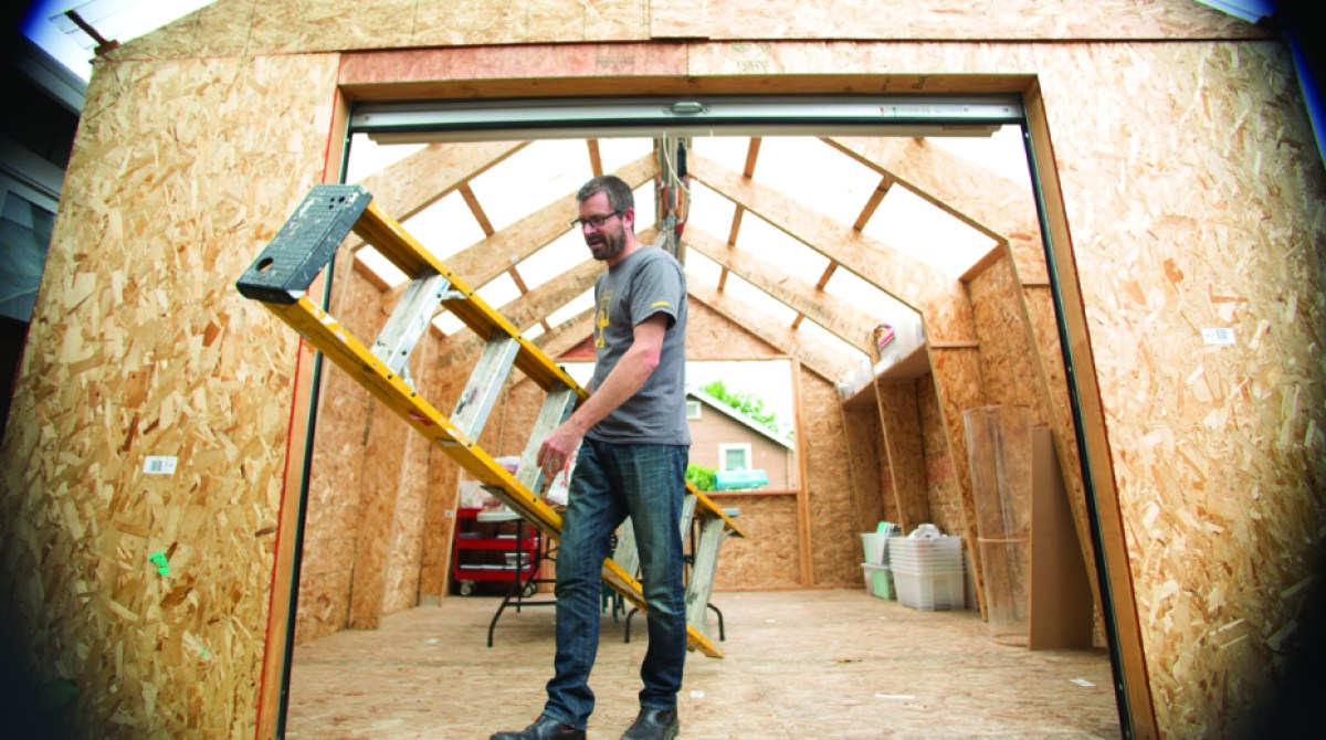 6 Slick Solutions for Your Garage, Storage, and Tools