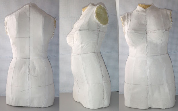 How To: Cast Your Own Body Double Dress Form | Make: